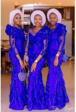 Aso ebi ladies from #TheMoshs2017   Fabric: @onafabrics   Aso Oke: @dambusasoke   Makeup: @gleemakeovers   Planner: @hans3events
