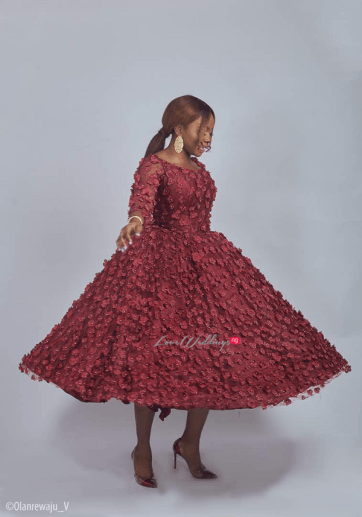 Nigerian bride to be Nchendo Bridal Stylist The Wardrobe Manager LoveWeddingsNG 7