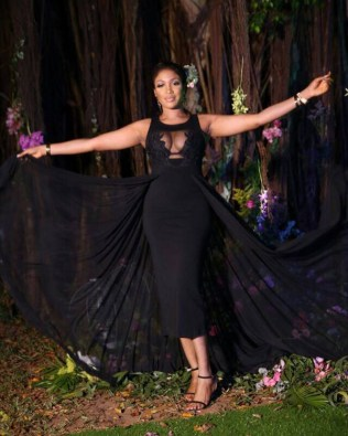 Dabota Lawson Gucci Bloom in Lagos LoveWeddingsNG