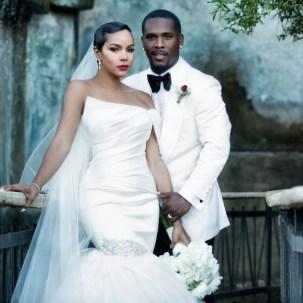 LeToya Luckett and Tommicus Walker Wedding LoveWeddingsNG