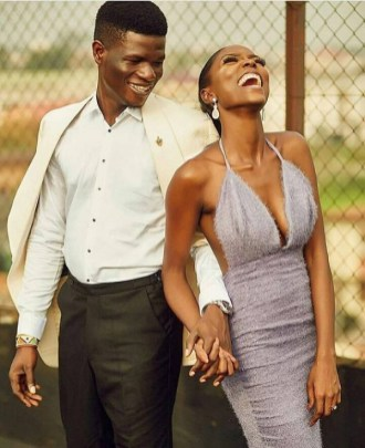Nigerian Hot Wedding News Emmanuel Oyeleke weds Mimi LoveWeddingsNG