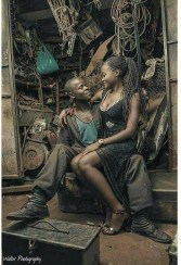 Nigerian Hot Wedding News Mechanic Ngbuka Obsidian in Anambra State PreWedding Shoot LoveWeddingsNG
