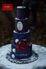 Winter Styled Bridal Shoot - Monannie CakesUK Wedding Vendors Atunbi LoveWeddingsNG 1