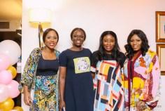 BBN Wonderland 3 - BellaNaija Founder & CEO – Uche Pedro, Adenike Adebola, Baileys Nigeria Brand Manager – Ufuoma Udjoh, Founder SoMe Solutions – Liz Osho LoveWeddingsNG Wedding News