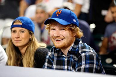 Ed Sheeran and Cherry Seaborn Engaged LoveWeddingsNG 1