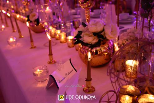 Nigerian Groom's friends table Arrive Reception #LoveWeddingsNG #ForeverAHMUYours18