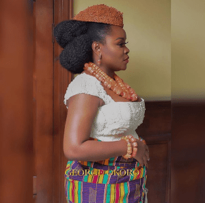 Omawumi Megbele Traditional Wedding George Okoro Weddings LoveWeddingsNG 6