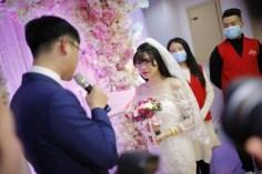 Yang Chunyan marries herself in Wulong People's Hospital in Chongqing, China LoveWeddingsNG 3