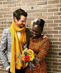 Chidiogo Akunyili weds Andrew LoveWeddingsNG