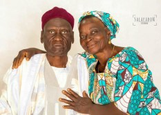 Felix Zachariah Elderly Couple PreWedding Shoot LoveWeddingsNG