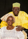 Felix Zachariah's Grandparent's PreWedding Shoot LoveWeddingsNG Salapadom Studio