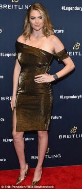 Kate Upton Breitling Global Roadshow New York City LoveWeddingsNG