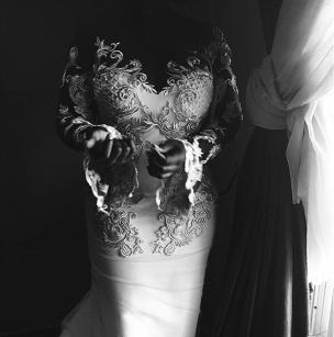 Nigerian Bride Temi in Andrea Iyamah #TABBS17 LoveWeddingsNG