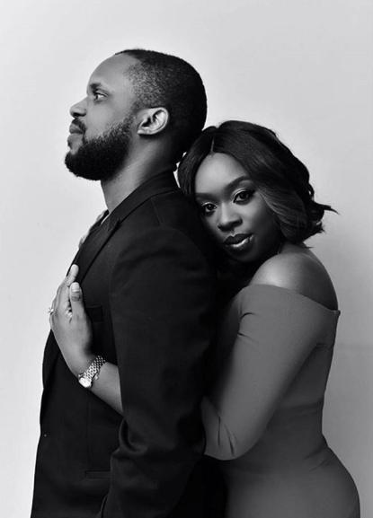 Nigerian Studio PreWedding Shoot #TABBS17 LoveWeddingsNG