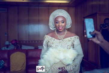 Nigerian Traditional Bride Temi and Abiola Frank Ugah Photography #TABBS17 LoveWeddingsNG