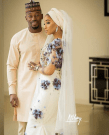 Northern Bride and Groom Amirah and Usman Traditional Wedding in Kano Atilary Studio LoveWeddingsNG