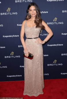 Olivia Munn Breitling Global Roadshow New York City LoveWeddingsNG