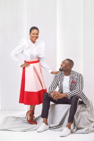 Zainab Balogun, Rachel Oniga, Jide Kosoko and Kenneth Okolie The Royal Hibiscus Hotel LoveWeddingsNG 2