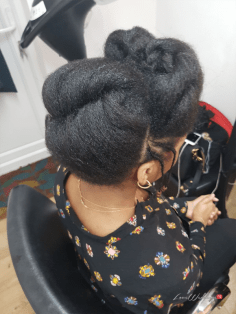 Chioma Alade of Studio-Chi Weddings & Design Bridal Hair Loss Nigerian Wedding LoveWeddingsNG 3