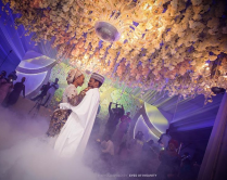Fatima Ganduje and Idris Abolaji Ajimobi Dinner #FAAJI2018 Eyes of Insanity LoveWeddingsNG 2