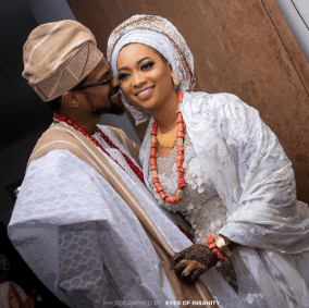 Fatima Ganduje and Idris Abolaji Ajimobi Wedding #FAAJI2018 Eyes of Insanity LoveWeddingsNG