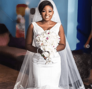Nigerian Brides who wore Nigerian bridal designs - June in Mai Atafo LoveWeddingsNG