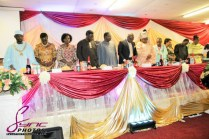 Nigerian Party High Table LoveWeddingsNG