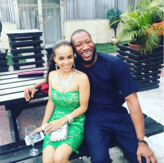 Nigerian Wedding Guests Ify Eze and Soji Ogundoyin #MnA2018 LoveWeddingsNG