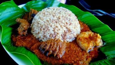 Nigerian Wedding Item No 7 Food time LoveWeddingsNG 1