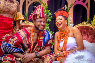 The Biggest Nigerian Wedding Shoot #TheAkugbe18 Amanda Dara wedding Bride and Groom LoveWeddingsNG