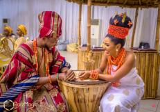 The Biggest Nigerian Wedding Shoot #TheAkugbe18 Bride and Groom LoveWeddingsNG 2
