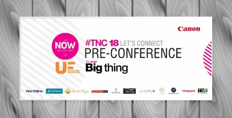 The NOW Collectives Pre-Conference #TNC18 LoveWeddingsNG Official Media Sponsor
