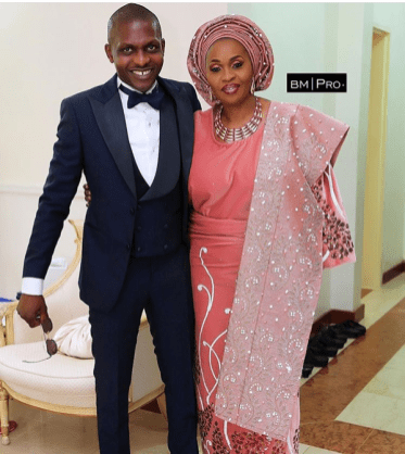 The Vice President's daughter, Damilola Osinbajo weds Oluseun Bakare Groom and Mum #DASH18 LoveweddingsNG