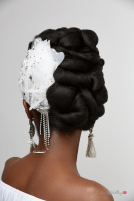The Bridal Class with Joy Adenuga Hair by Dionne Smith LoveWeddingsNG