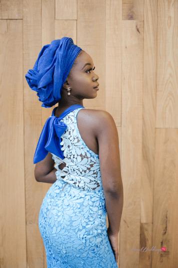 Ayodeji & Mayowa Nigerian Aso ebi ladies #Ayowa18 Wani Olatunde Photography LoveWeddingsNG 14