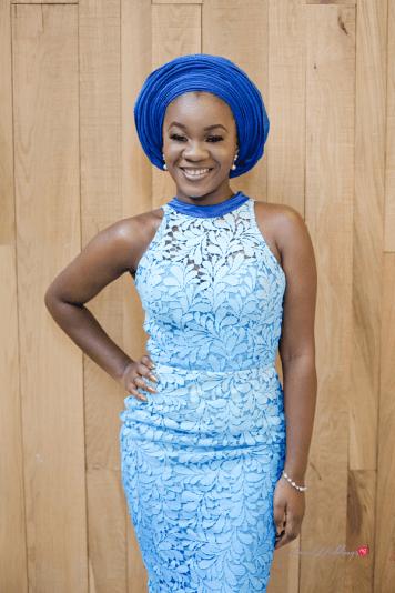 Ayodeji & Mayowa Nigerian Aso ebi ladies #Ayowa18 Wani Olatunde Photography LoveWeddingsNG 15