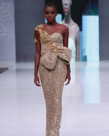 Bibi Lawrence #LagosBFW2018 LoveWeddingsNG