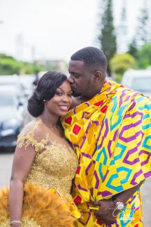 John Dumelo and Mayunwa's Ghanaian Traditional Wedding LoveWeddingsNG 1.jpeg