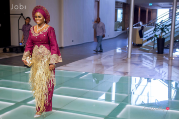 Nigerian Traditional Wedding Tobi and Efe #TheObodos Planned by MoAmber Concepts LoveWeddingsNG - Bride