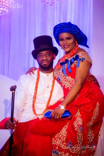 Nigerian Traditional Wedding Tobi and Efe #TheObodos Planned by MoAmber Concepts LoveWeddingsNG - Portrait