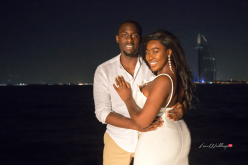 Uloma and Michael's Pre Wedding Shoot in Dubai #MULove18 LoveWeddingsNG 1