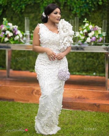 Dress: Sima Brew