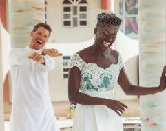 Andrew and Chiogo Akunyili's Wedding in Anambra Lucas Ugo Weddings LoveWeddingsNG25