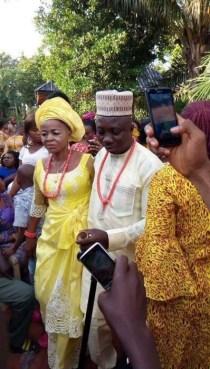 Nigerian Aunt Gets Married LoveWeddingsNG