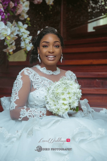 Tchidi Chikere and Nuella Njubigbo's White Wedding Diko Photography LoveWeddingsNG 2