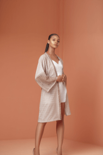 Knanfe's Debut Collection Cosmopolitan LoveWeddingsNG - Bridal Robe 1