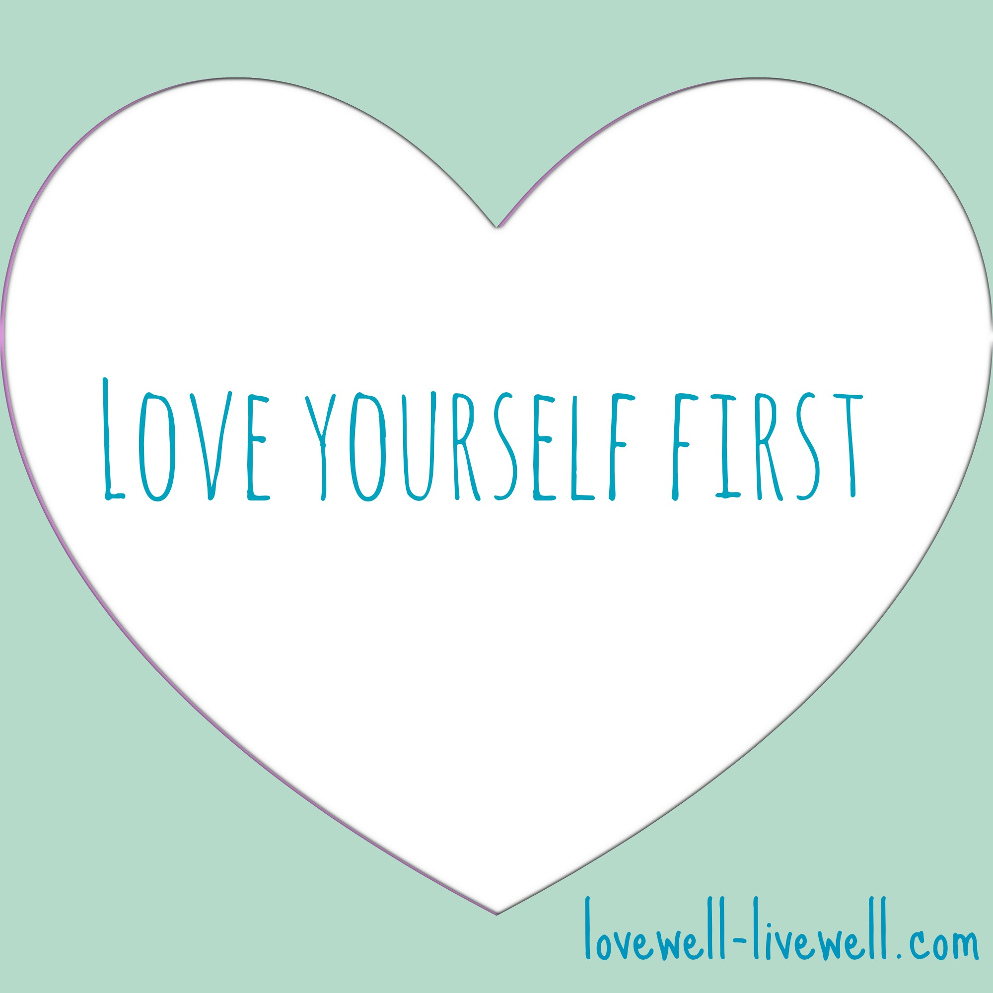 The Importance Of Learning To Love Yourself