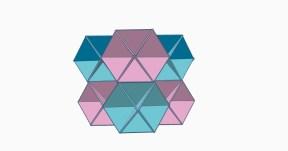 Octocuboctahedron (hexagon view)
