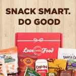 Love With Food - Snack Smart. Do Good.