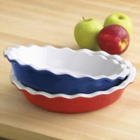 Emile Henry Deep Dish Pie Plate - Snack Shop | Love With ...